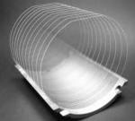 4인치 Quartz 0.5T 연마글라스 ( 최소주문단위: 25장가격)