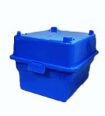 6인치 블루색깔캐리어 박스 (최소주문수량 : 3개가격)